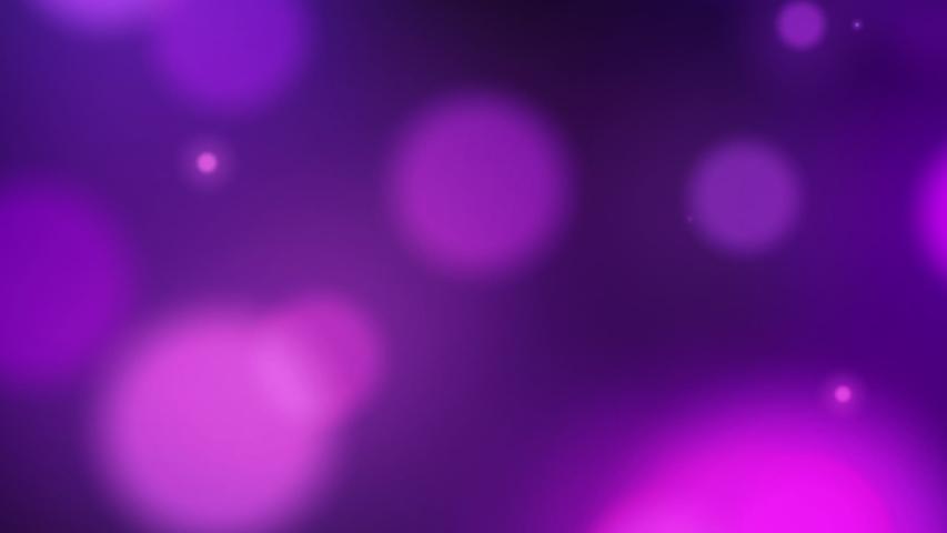 Lights Bokeh Background Stock Footage