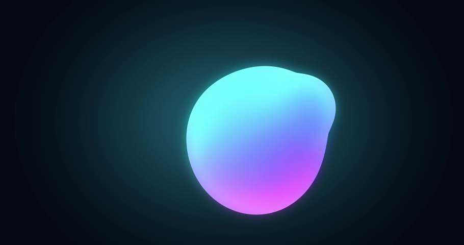 Abstract 3d shapes motion on background   Shutterstock HD Video #1031065592