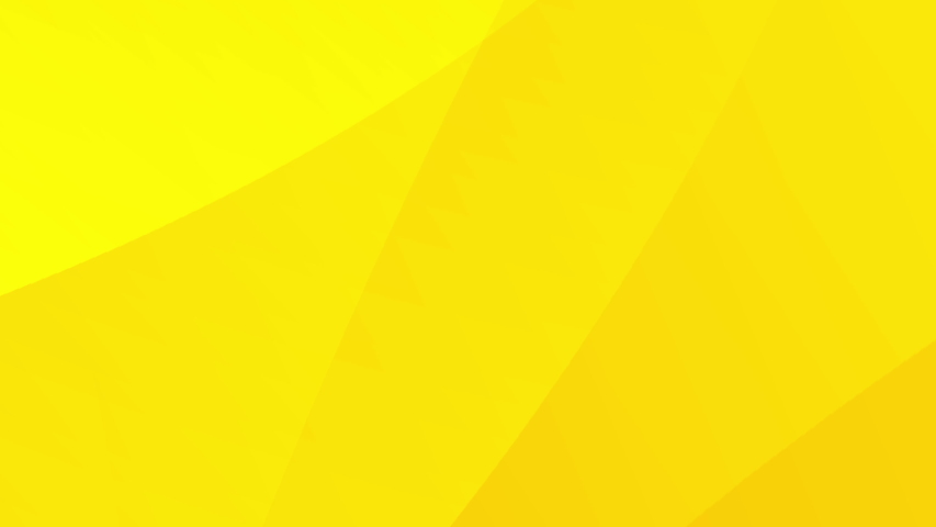 2D flat Animations 4K Yellow color background abstract art    Shutterstock HD Video #1031818679
