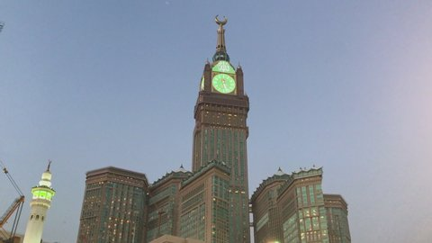 Makkah Stock Video Footage 4k And Hd Video Clips Shutterstock