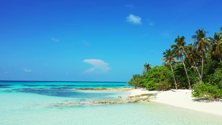 Thailand Tropical Resort, Stunning Landscape, Summer Vacation Vibe.   Shutterstock HD Video #1032174626
