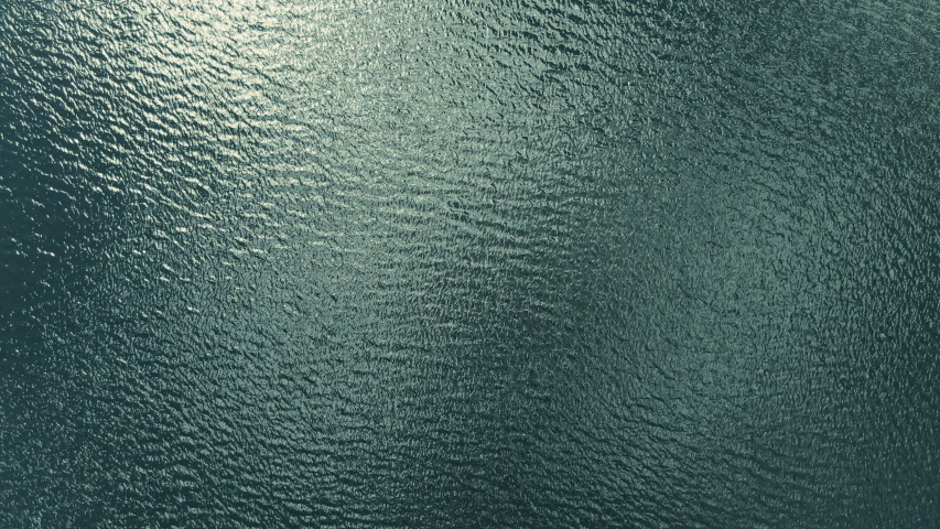 Texture pure blue water. Aerial footage. | Shutterstock HD Video #1032389312