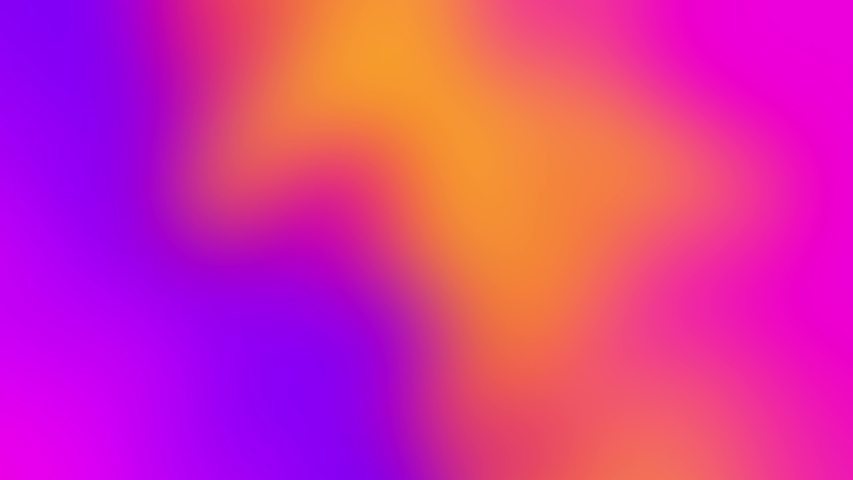 Color animation. Multicolored smooth moving liquid gradients of warm pastel shades. Modern abstract compositions. Minimal futuristic cover design. 4K bright background. #1032479951