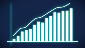 Graph Growth Chart Infographics Profit Stats Animation, Graph Growth Chart Infographics Profit Stats Video, Graph Growth Chart Infographics Profit Stats 4k, Graph Growth Chart Infographics Profit Up