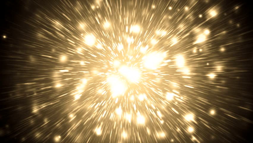Brilliant golden for background. Explosion star, energy burst. Loop Background Animation. Set the video in my portfolio. | Shutterstock HD Video #10328420