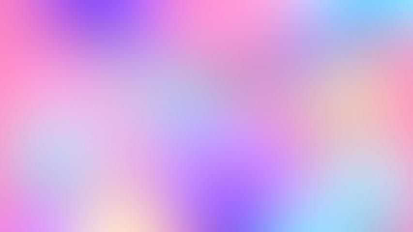 Background, Wallpaper Rainbow Unicorn 3d Stock Footage ...