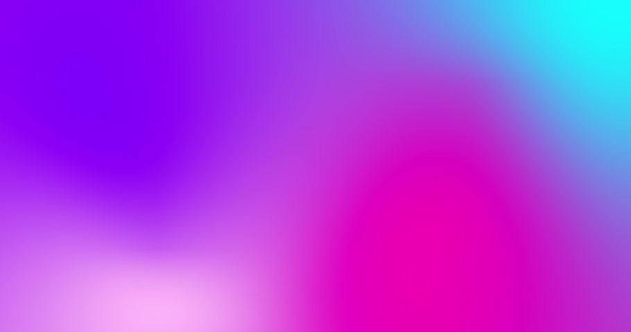 4K liquid gradient animation. Modern fluid gradient mix with vivid trendy neon colors.