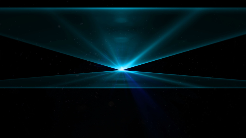 Laser lights show in dark background. you can use it just like overlay. | Shutterstock HD Video #1033232492