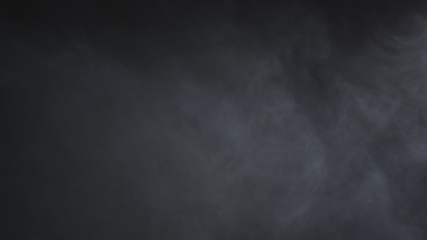 4K Fog ,Smoke, vapor- realistic smoke cloud best for using in composition, ice smoke cloud, fire smoke, ascending vapor steam over black background - floating fog, High Fidelity, overlay | Shutterstock HD Video #1033428680