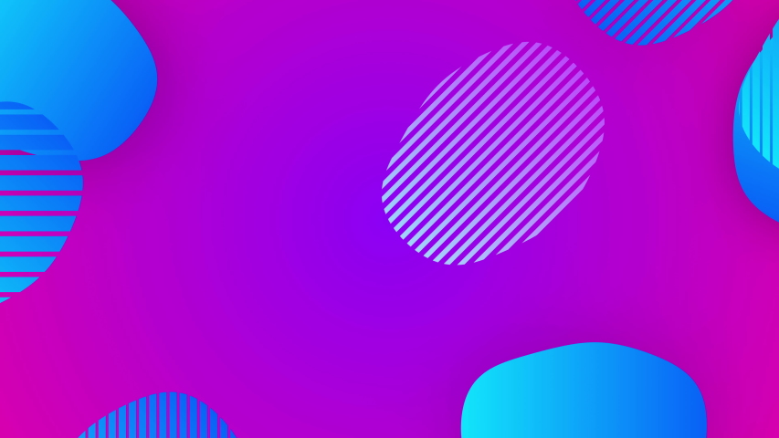 wallpaper art texture element 4k glowing neon lines Abstract rendering geometric shapes 4k motion dynamic animation colorful Computer generated loop animation. Geometric pattern holiday music 4k video Royalty-Free Stock Footage #1033445474