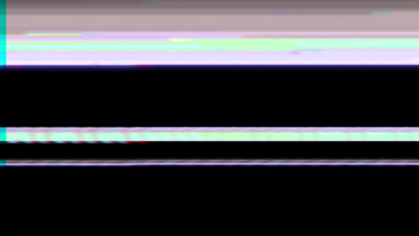 Abstract digital glitch art animation effect. Retro futurism wave style. Video signal damage with pixel noise and error interference   Shutterstock HD Video #1033490381