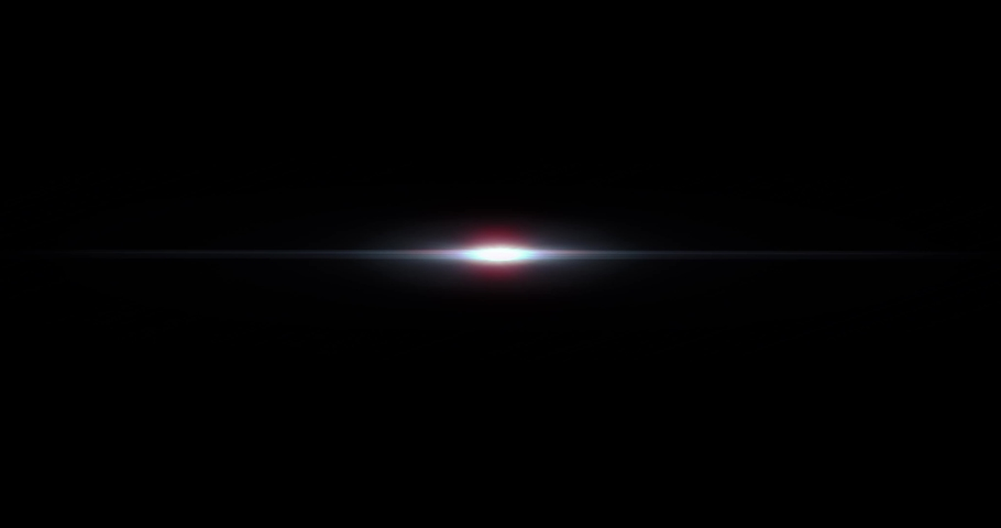Optical lens flare effect. 4K resolution. Very high quality and realistic, Lens Flare, Studio Flare, Light Leak, flash lights, natural lighting lamp rays effect, Light Horizon, Light pulses and glow #1033610930