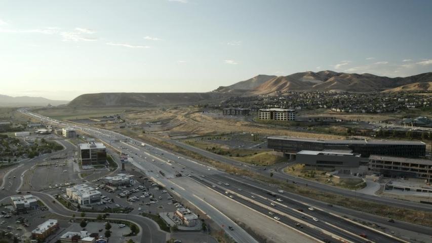 Lehi, Utah / United States - 07 13 2019: Utah's silicone slopes