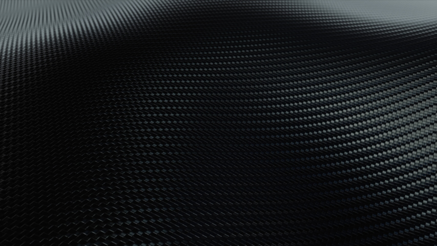 Abstract Surface Wave, 3d Loopable Animation 4k