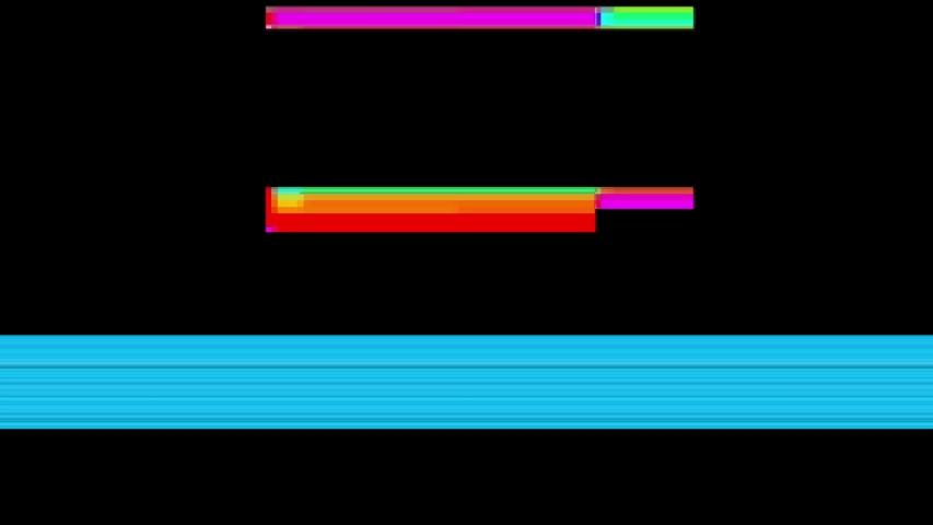 Background glitch motion trouble on tv  | Shutterstock HD Video #1034357378