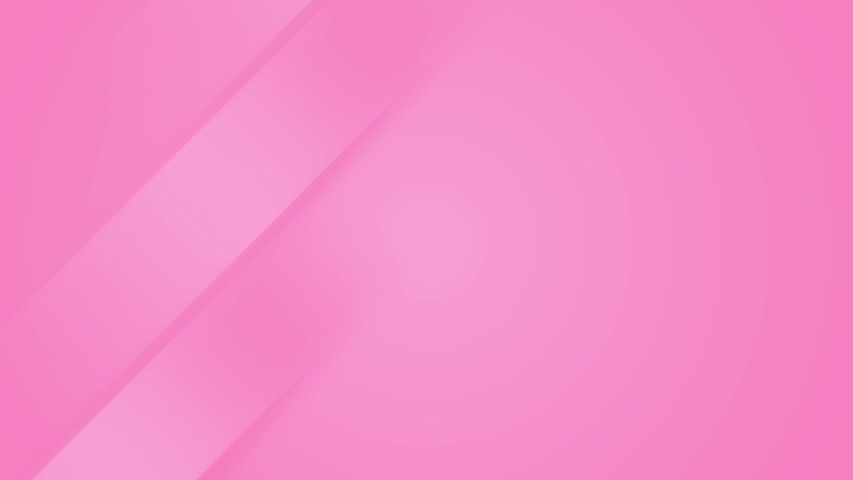 Pink rose gradient seamless looping animated background. Breast Cancer Awareness Month - october banner.  Cute modern female motion design. Minimal animation  presentation, event, party text backdrop.   Shutterstock HD Video #1034736455