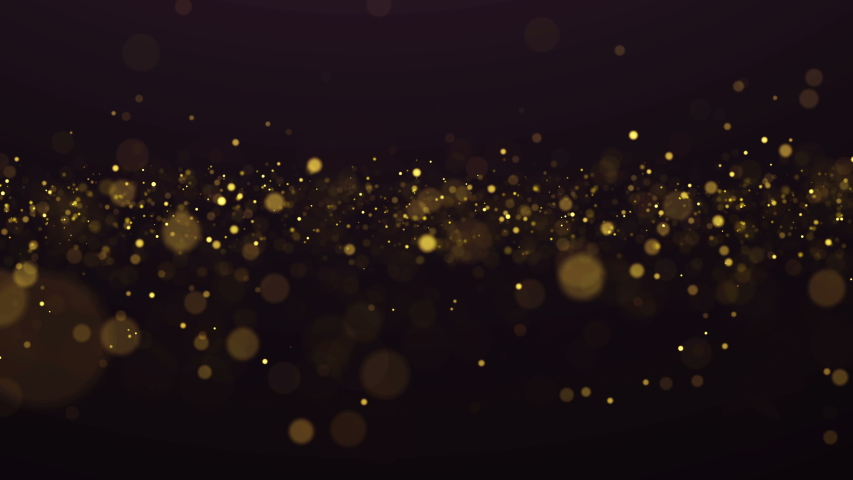 Abstract Dust Particles Background. Bokeh Particles Background. Loop   Shutterstock HD Video #1035005996