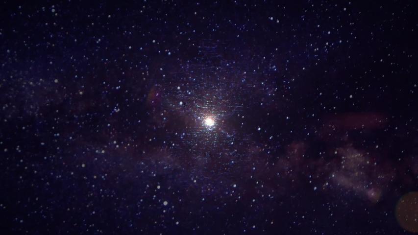 Supernova Star Explosion Motion Graphics 3D Render Gravity Wave | Shutterstock HD Video #1035031091