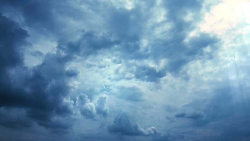 Stormy skies | Shutterstock HD Video #10350629
