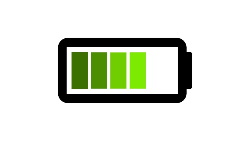 Battery Charging Animation. Changing to Stock Footage Video (100%  Royalty-free) 1035063785 | Shutterstock