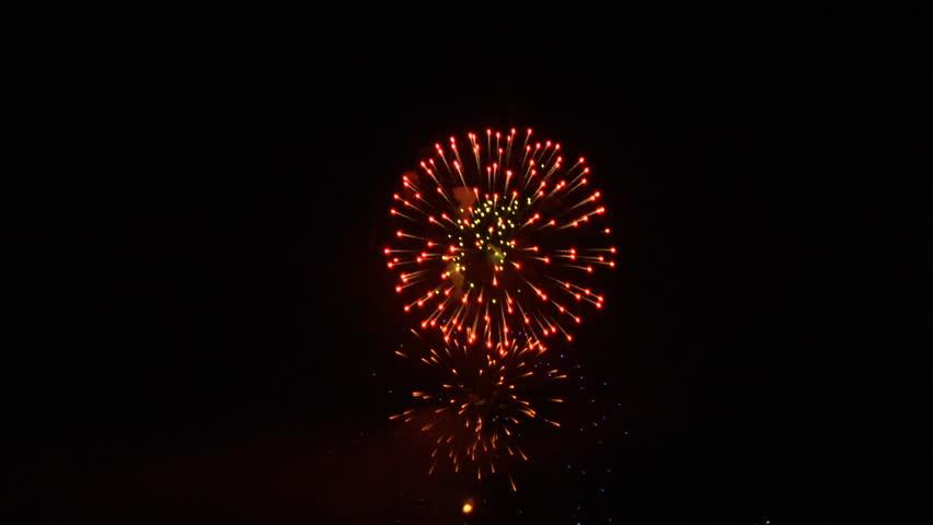 Fireworks festival | Shutterstock HD Video #103531
