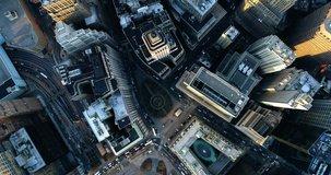 New York City Aerial 4k
