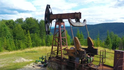 Abandoned Ark Oil Pumps Left Stock Footage Video 100 Royalty Free 1033156586 Shutterstock Here's everything you need to know to collect oil is as versatile as it valuable in ark, unfortunately that means it is one of the more difficult. abandoned ark oil pumps left stock