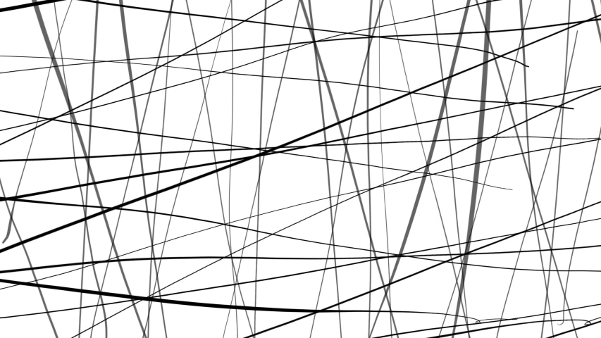 4k Hand Drawing Sketched Cartoon Pencil Lines on a Colored Background in Stop Motion Style Looped Background Video   Shutterstock HD Video #1035692051