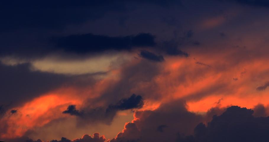 Red purple orange blue pink sunset sky cloud Red purple cloudscape time lapse background Dark red purple sunset sky cloud timelapse background day night Dramatic sunset sky Red purple cloud sunset sky | Shutterstock HD Video #1035791636