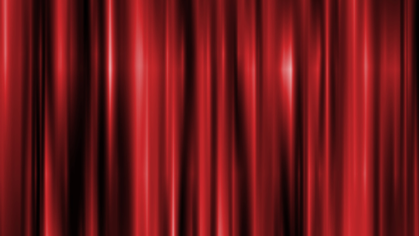 Curtain Theater backdrop movie entrance | Shutterstock HD Video #1035842513