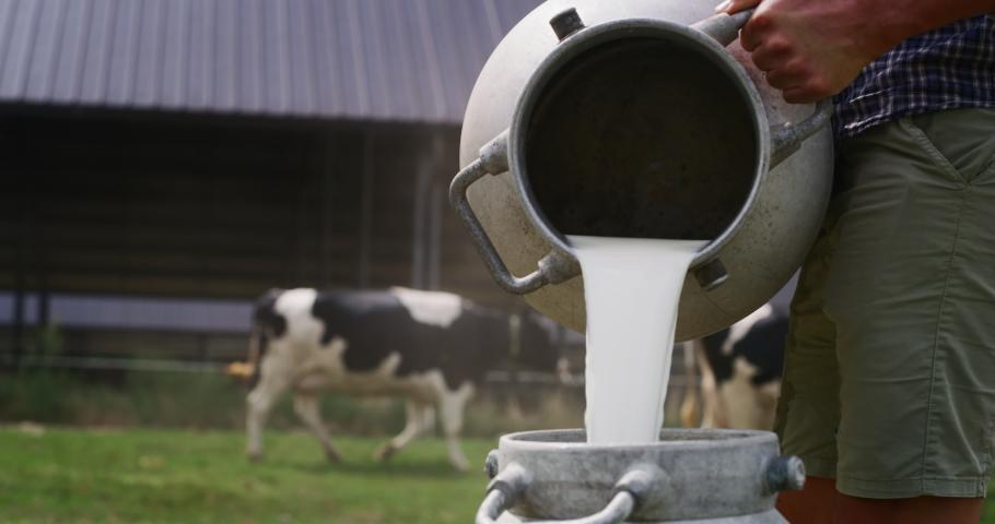 Susu Memainkan Peranan Penting dalam Migrasi Kuno