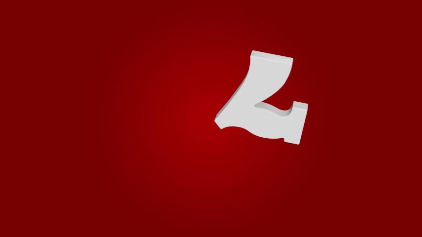 Casino Slots 7 Symbol Jackpot Floating 3D | Shutterstock HD Video #1036130747