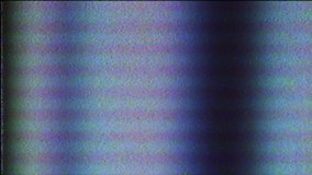 Abstract Digital Animation. Old TV. Glitch Error Video Damage. Signal Noise. Error. System error. Unique Design. Bad signal. Digital TV Noise flickers. No signal.VHS. Hacker attack. Computer virus