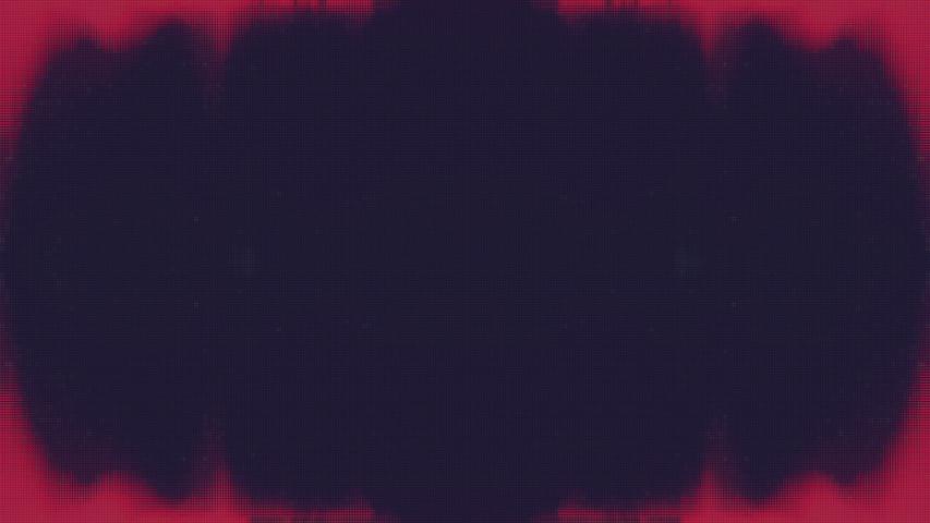 Unique Design Futuristic Abstract Digital Animation Pixel Noise Glitch Background #1036889354