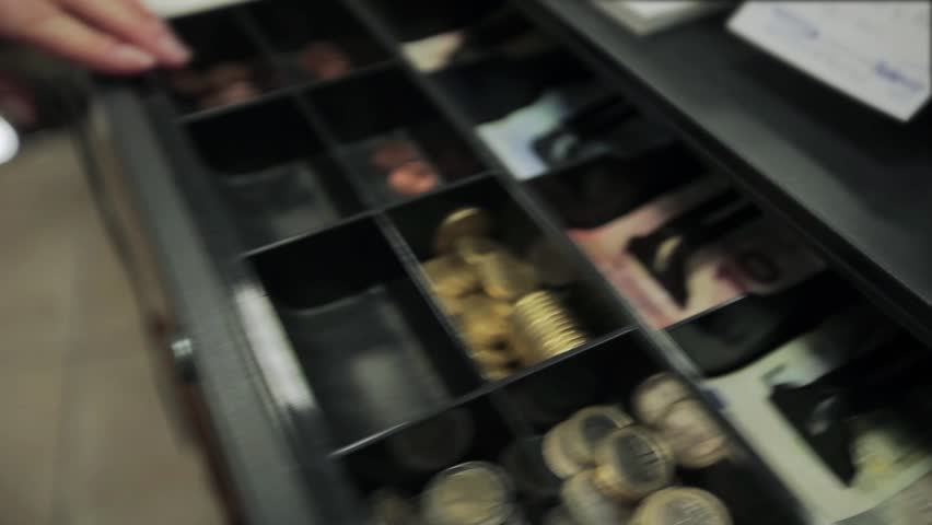 Take Euro Money in cash. For business and financial video. | Shutterstock HD Video #10371365