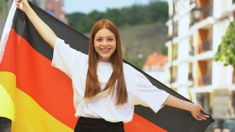 Girls german teen The girls
