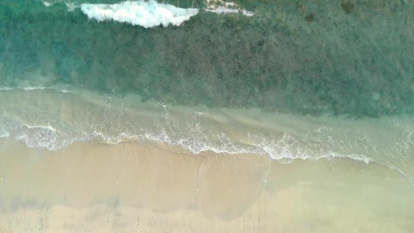 Crystal Bay Beach on Nusa Penida Island, Bali, Indonesia. | Shutterstock HD Video #1037323403