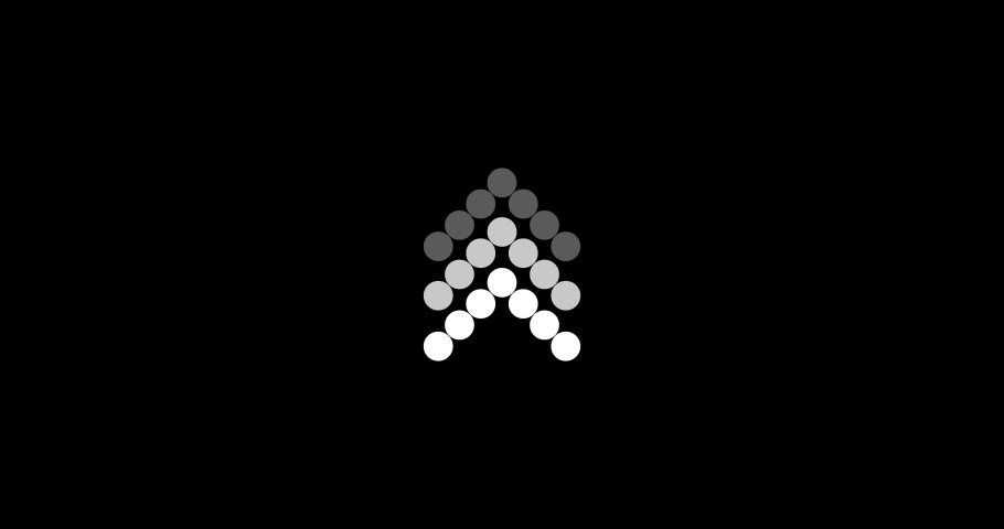 Arrows animation on a black or white background. Swipe up animated. Motion graphic design. 4k video | Shutterstock HD Video #1037479853