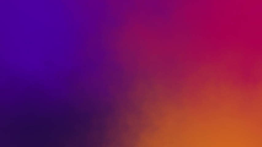 Multicolored motion smoke gradient  neon lights soft background with animation seamless loop.   Shutterstock HD Video #1037517044