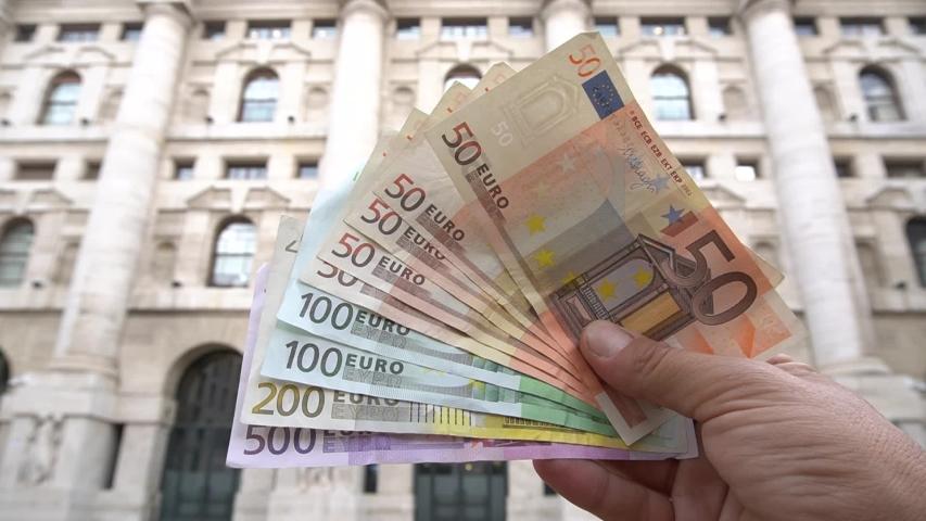 Italy Milan 24 September 2019 Euros