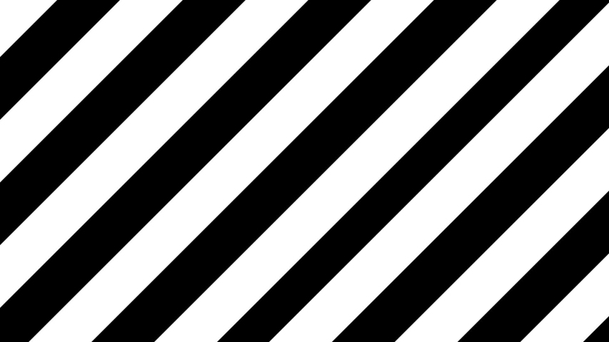 Black and white Diagonal bars seamless motion background. | Shutterstock HD Video #1037790656