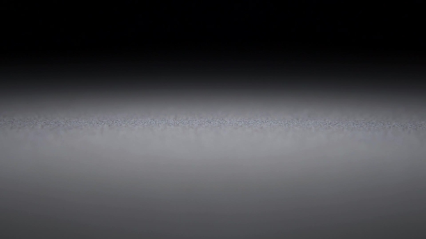 Clear push pin tacks spill across gray and white table and come into focus in super slow motion shallow depth 2 | Shutterstock HD Video #1038087209