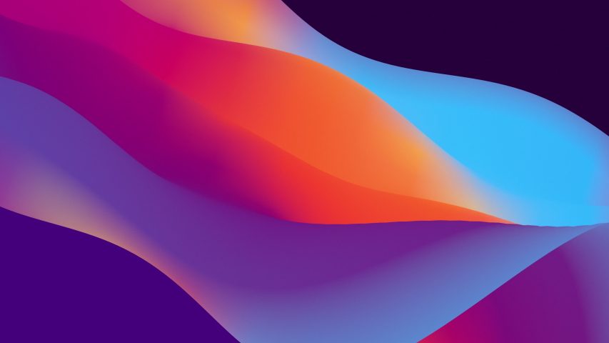 Creative design of 3d background with Neon Colors and Liquid gradients . Neon colors vibrant gradients 3d animation seamless loop in 4K. Abstraac colorful wave backdrop seamless loop. | Shutterstock HD Video #1038211424