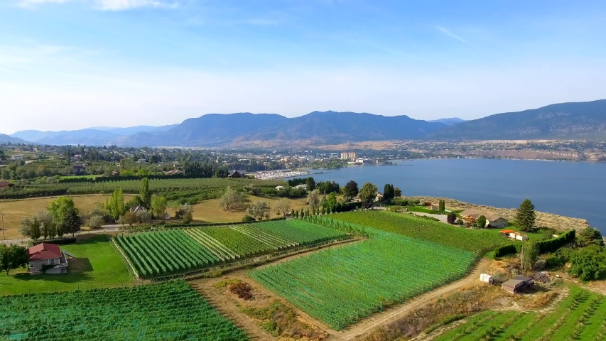 Gorgeous and Peaceful Penticton in Okanagan Valley | British Columbia Canada
