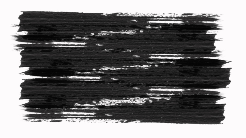 Frame - Abstract Paint Brush Strokes Transition Reveal with Alpha Channel | Shutterstock HD Video #1038344789
