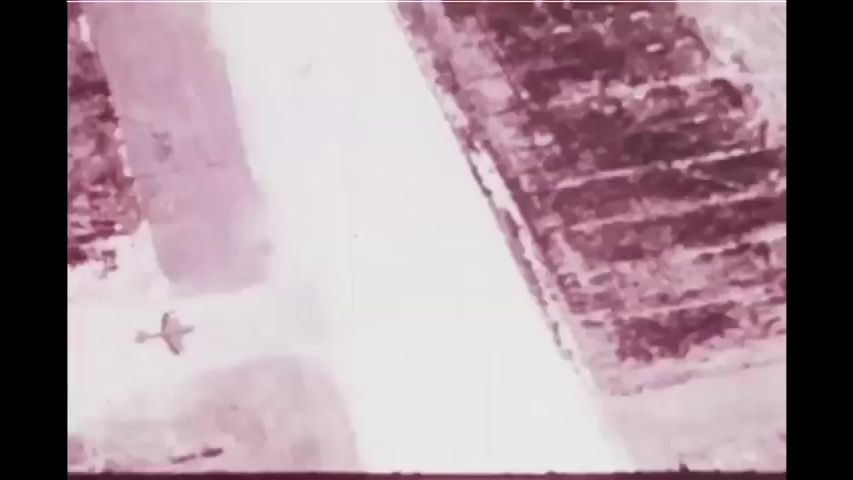 CIRCA 1940s - American soldiers build fake planes as a form of camouflage to confuse the enemy | Shutterstock HD Video #1039552001