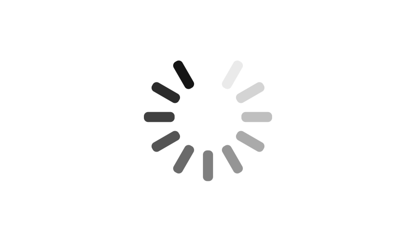 Loading animation. Loading circle icon   on white background | Shutterstock HD Video #1039698050