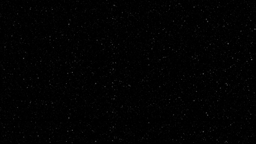 Realistic static clear starry night sky with twinkling stars, clear weather. Computer generated seamless looped animation, useful forie industry, projection, commercials, shows.   Shutterstock HD Video #1039900952