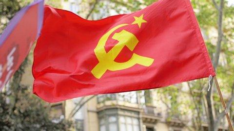 Hong Kong Flag and China Stock Footage Video (100% Royalty-free ...