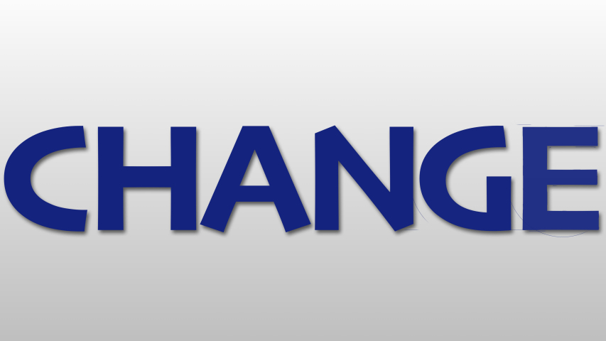 Building Change Text 2D graphic | Shutterstock HD Video #1039980206